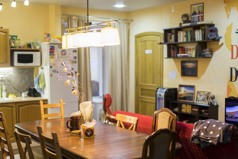 Common area - Hostel Dostoevsky Kirov